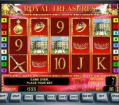 Royal Treasure ca la aparate