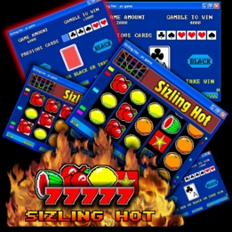 casino slot online sizling hot